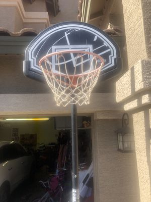 Lifetime Portable Basketball Hoop for Sale in Phoenix, AZ