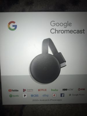 Chromecast for Sale in Albertson, NC