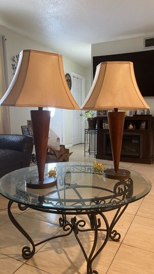 Table lamps for Sale in Orlando, FL