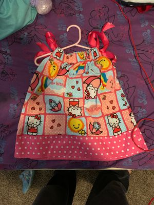 12-18month hello kitty dress custom made for Sale in Fresno, CA