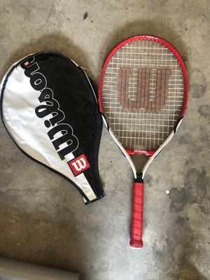 Wilson Federer tennis racket for Sale in Las Vegas, NV