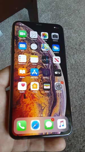 IPHONE XS MAX 256GB ONLY T-MOBILE METROPC for Sale in Coral Springs, FL