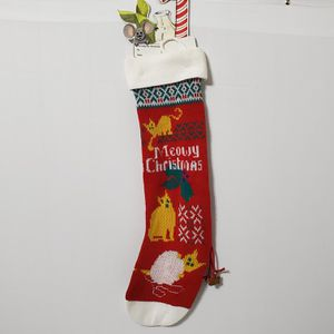 Meowy Christmas Red Stocking Cat Kitten Cozypet for Sale in La Grange Park, IL