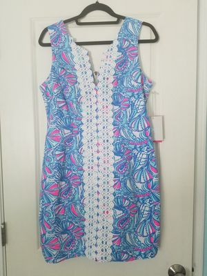 Lilly Pulitzer dress size 12. New with tags. for Sale in Portland, OR