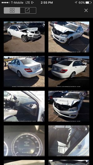 2009 Mercedes C class parting out for Sale in Phoenix, AZ