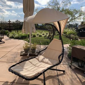 Hanging Chaise Lounger Chair for Sale in Glendora, CA