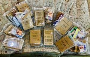 The Military Ration Co. (MRE's) for Sale in Honolulu, HI