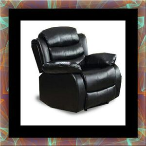 Black recliner chair for Sale in Alexandria, VA