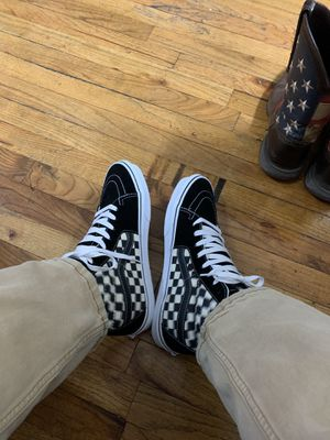 Brand New size 10 VANS Hi-Top for Sale in Queens, NY