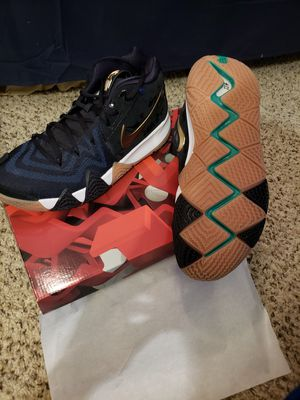 NIKE Kyrie 4-Pitch Blue for Sale in Rockville, MD