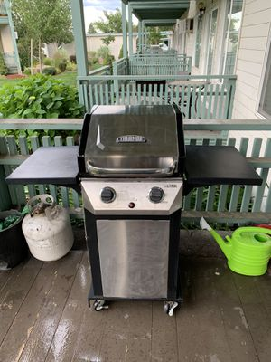 Thermos bbq grill for Sale in Wenatchee, WA
