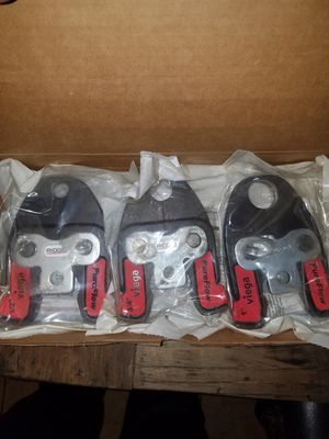 Ridgid pex jaws for Sale in Concord, CA