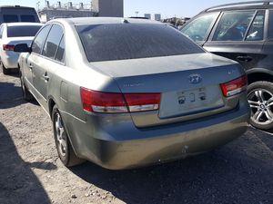 2008 Hyundai Sonata @ U-Pull Auto Parts for Sale in Las Vegas, NV