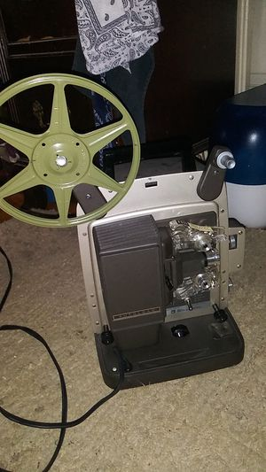 8mm Projector Bell & Howell for Sale in St. Louis, MO