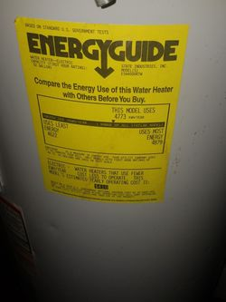 New Used Electric Water Heater for Sale in Washington,  DC