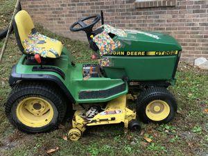 John Deere GT 262 6 speed lawn mower. Runs great. for Sale in Woodlawn, TN