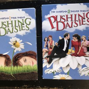 Pushing Daisies Dvd Set- Seasons 1 & 2 for Sale in Provo, UT