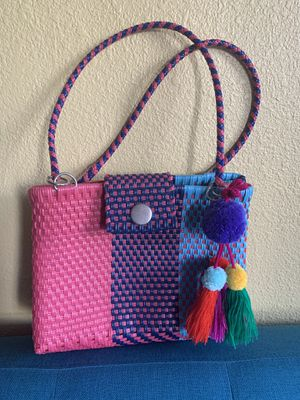 New woven tote bag, handmade in Mexico for Sale in San Diego, CA