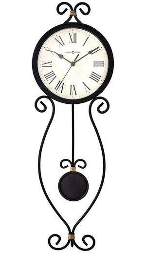 Howard Miller Wall Clock $40 OBO for Sale in Corona, CA