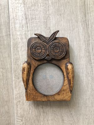 Owl picture frame for Sale in Miami, FL
