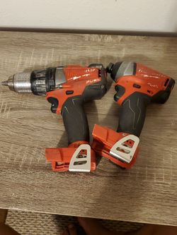 Milwaukee Hammer Drill And Impact for Sale in Portland,  OR
