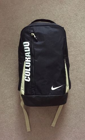 Backpack: Nike Vapor Power 2.0 Colorado Buffaloes for Sale in Lone Tree, CO