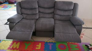 sofa 2pcs, 9months old. move out sale. separate price:3seat for$ 320, 2 seat$300 for Sale in Katy, TX