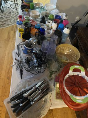 Kitchen appliances and cookware for Sale in Nokesville, VA