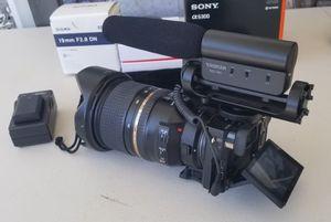 Full Frame Sony A6300 Professional Package for Sale in Punta Gorda, FL