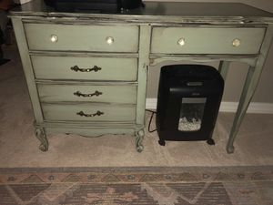Rustic desk/accent table/console for Sale in Phoenix, AZ