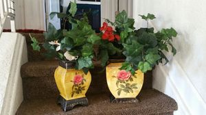 Flowering pot set for Sale in Aurora, CO
