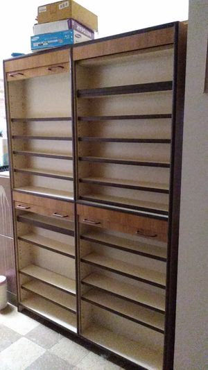 Double sided shelf/cabinet for Sale in Bellevue, WA