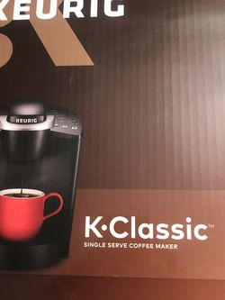 Keurig K Classic Coffee Maker for Sale in Dallas,  TX