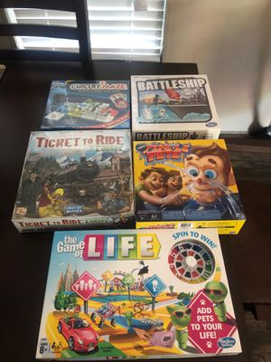 Board Games for Sale in Forest Park, GA