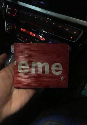 Supreme wallet for Sale in Miami, FL