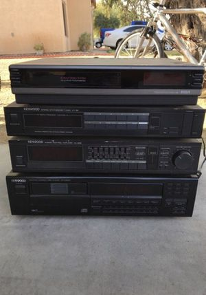 Kenwood audio system for Sale in Phoenix, AZ