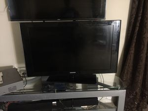 2 TV's one Samsung & LG for Sale in Takoma Park, MD