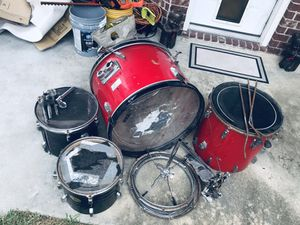 Drum set parts for Sale in Spring, TX