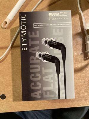 New Etymotic Research ER3SE Studio Edition Earphones for Sale in Ashburn, VA