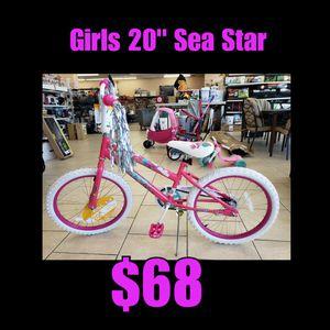 """NEW Girls 20"""" Sea Star Bike: njft seasonal kids for Sale in Burlington, NJ"""