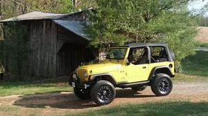 2006 Jeep Wrangler TJ X. 74000 miles for Sale in King, NC