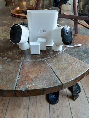Arlo cameras like new 250 obo worth 500 for Sale in Miami, FL