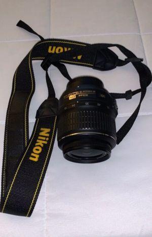 Nikon Af-S DX NIKKOR LENSE 18-55mm for Sale in Santa Ana, CA