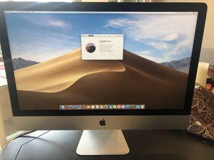 "27"" iMac Late 2015 for Sale in Glendale, AZ"