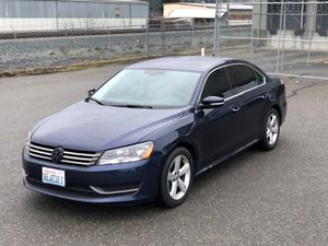 2013 Volkswagen Passat for Sale in Tacoma, WA