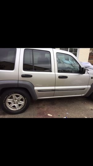 03 Jeep Liberty for Sale in Brentwood, MD
