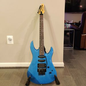 Yamaha RGZ 312 Electric Guitar for Sale in Bristow, VA