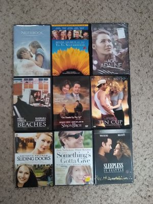DVD Lot - 9 Rom-Coms for Sale in Orlando, FL