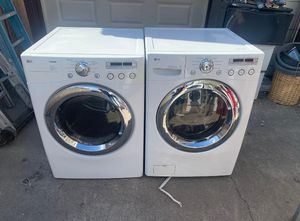 LG Washer & Dryer Set for Sale in San Diego, CA