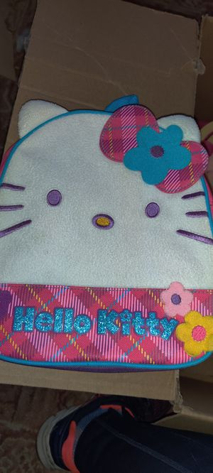 Cute hello kitty backpack. Was never used for Sale in Chicago, IL